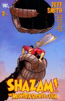 Shazam Monster Society of Evil Vol 1 2