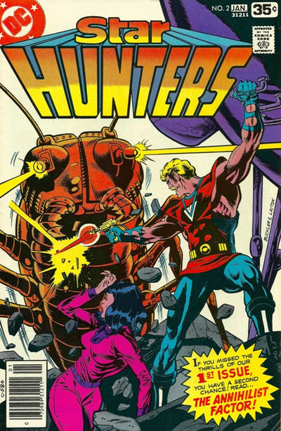 Star Hunters Vol 1 2