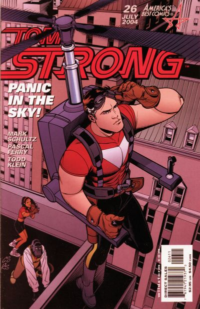 Tom Strong Vol 1 26