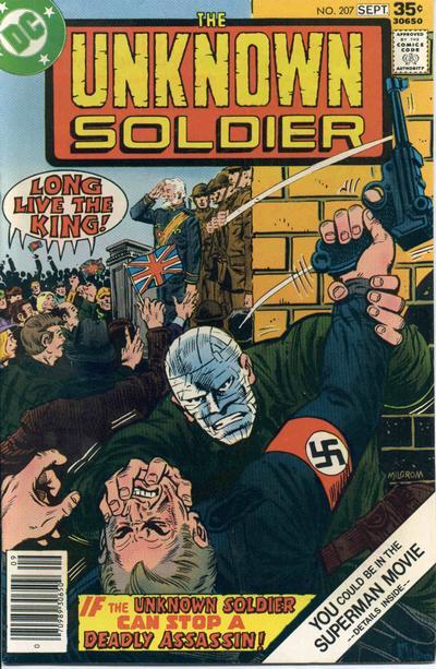Unknown Soldier Vol 1 207