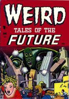 Weird Tales of the Future Vol 1 2