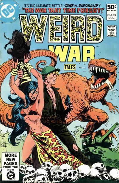 Weird War Tales Vol 1 94