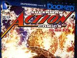 Action Comics Vol 2 33