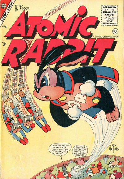Atomic Rabbit Vol 1 4