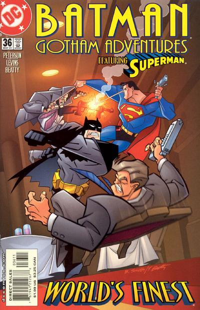 Batman: Gotham Adventures Vol 1 36
