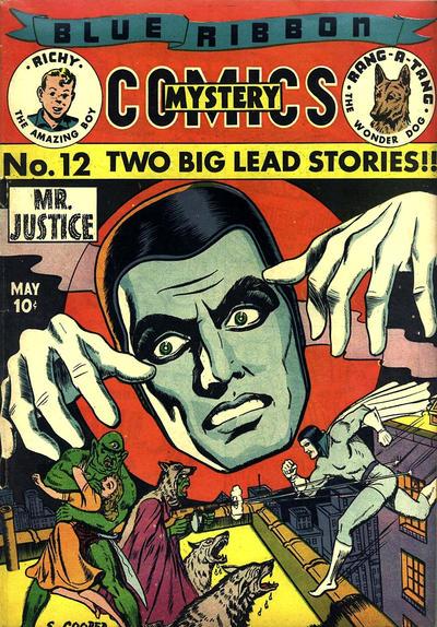 Blue Ribbon Comics Vol 1 12