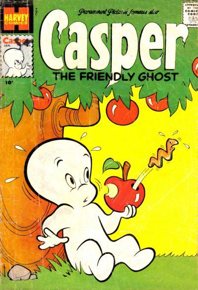 Casper, the Friendly Ghost Vol 1 64