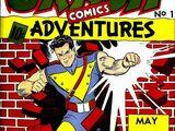 Crash Comics Adventures Vol 1 1