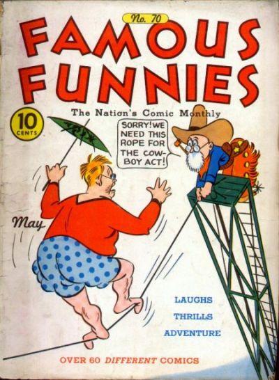 Famous Funnies Vol 1 70