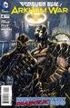 Forever Evil Arkham War Vol 1 4