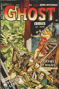 Ghost Comics Vol 1 9
