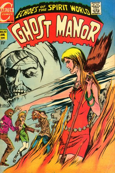 Ghost Manor Vol 1 10