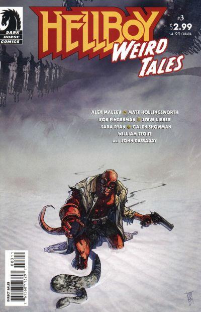 Hellboy: Weird Tales Vol 1 3
