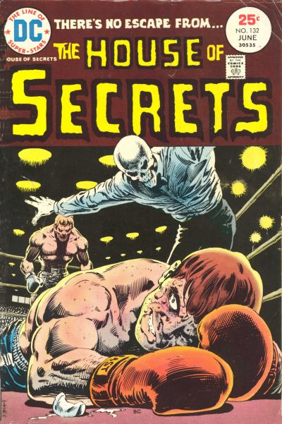 House of Secrets Vol 1 132