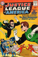Justice League of America Vol 1 30