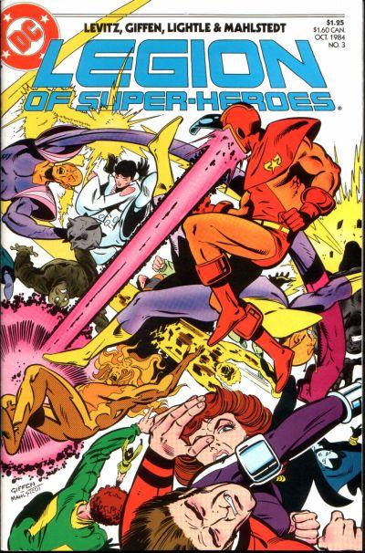 Legion of Super-Heroes Vol 3 3