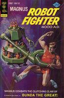 Magnus Robot Fighter Vol 1 43