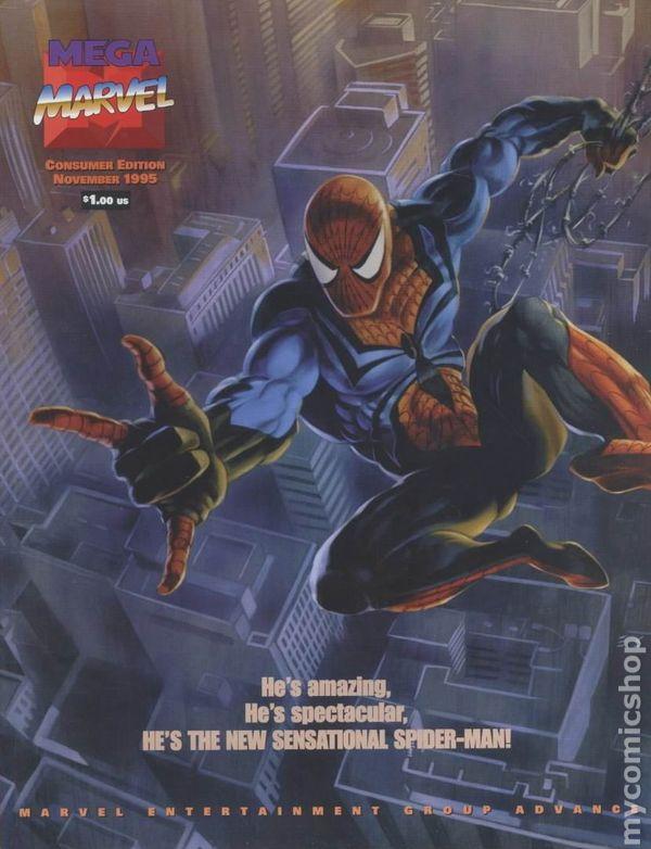 Mega Marvel Consumer Edition 511