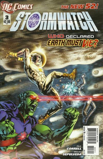 Stormwatch Vol 3 3