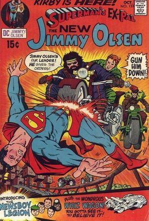 Superman's Pal, Jimmy Olsen Vol 1 133.jpg