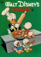 Walt Disney's Comics and Stories Vol 1 134