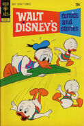 Walt Disney's Comics and Stories Vol 1 384