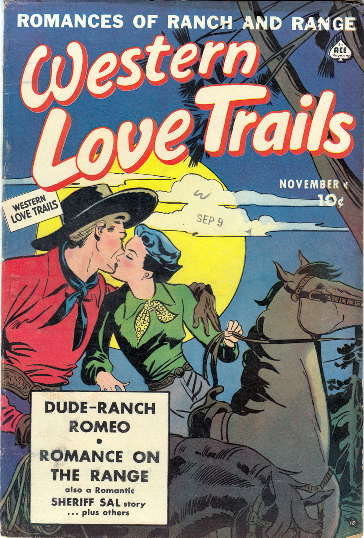Western Love Trails Vol 1