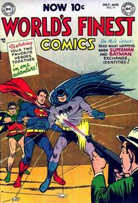 World's Finest Vol 1 71