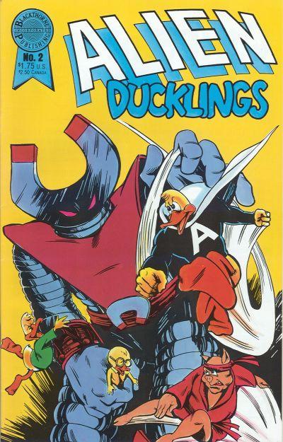 Alien Ducklings Vol 1 2