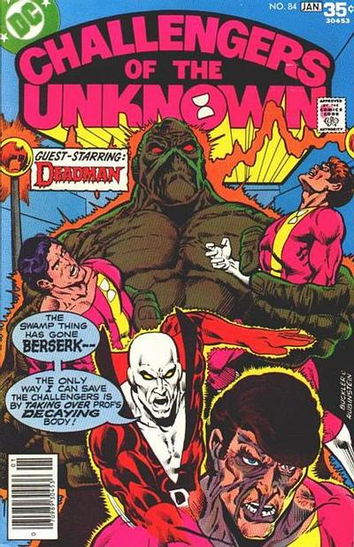 Challengers of the Unknown Vol 1 84
