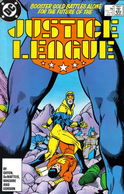Justice League Vol 1 4