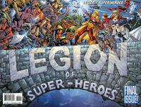 Legion of Super-Heroes Vol 5 50