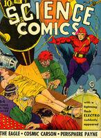 Science Comics Vol 1 1