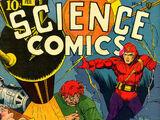 Science Comics Vol 1