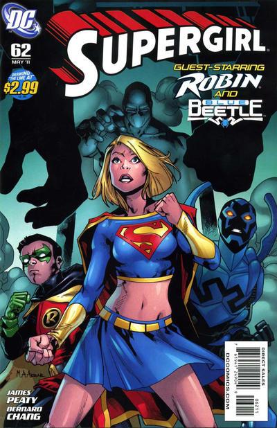 Supergirl Vol 5 62