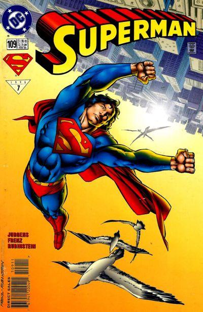 Superman Vol 2 109