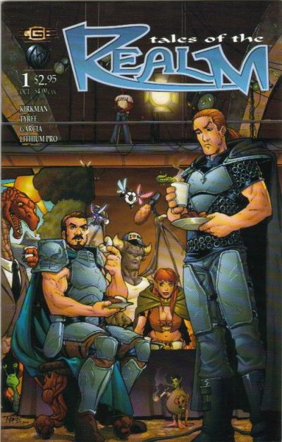 Tales of the Realm Vol 1