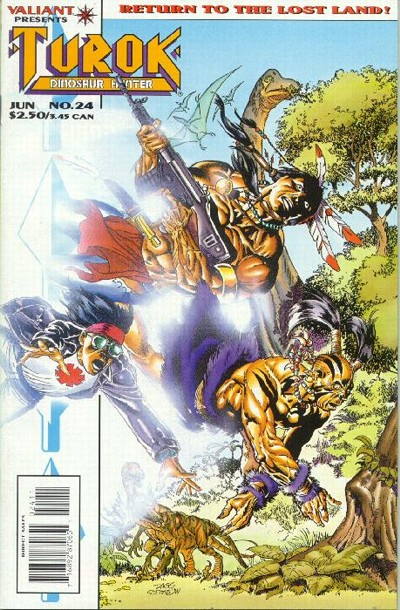 Turok, Dinosaur Hunter Vol 1 24