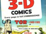 3-D Comics Vol 1 2