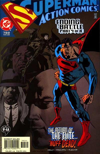 Action Comics Vol 1 795
