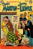 Adventures of Dean Martin and Jerry Lewis Vol 1 8