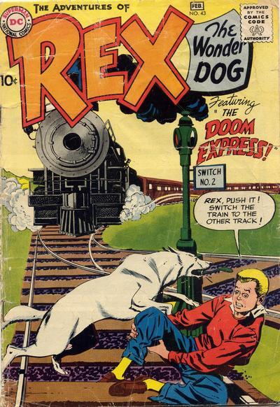 Adventures of Rex the Wonder Dog Vol 1 43