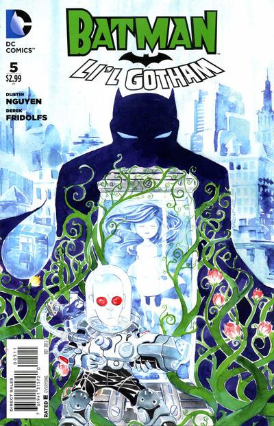 Batman: Li'l Gotham Vol 1 5