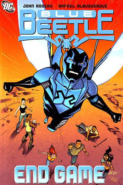 Blue Beetle (TPB) Vol 7 4