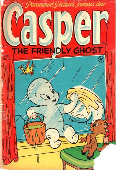 Casper The Friendly Ghost Vol 1 9