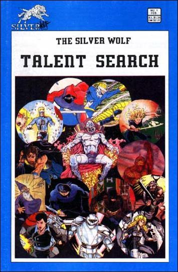 Comic Book Talent Search Vol 1 1