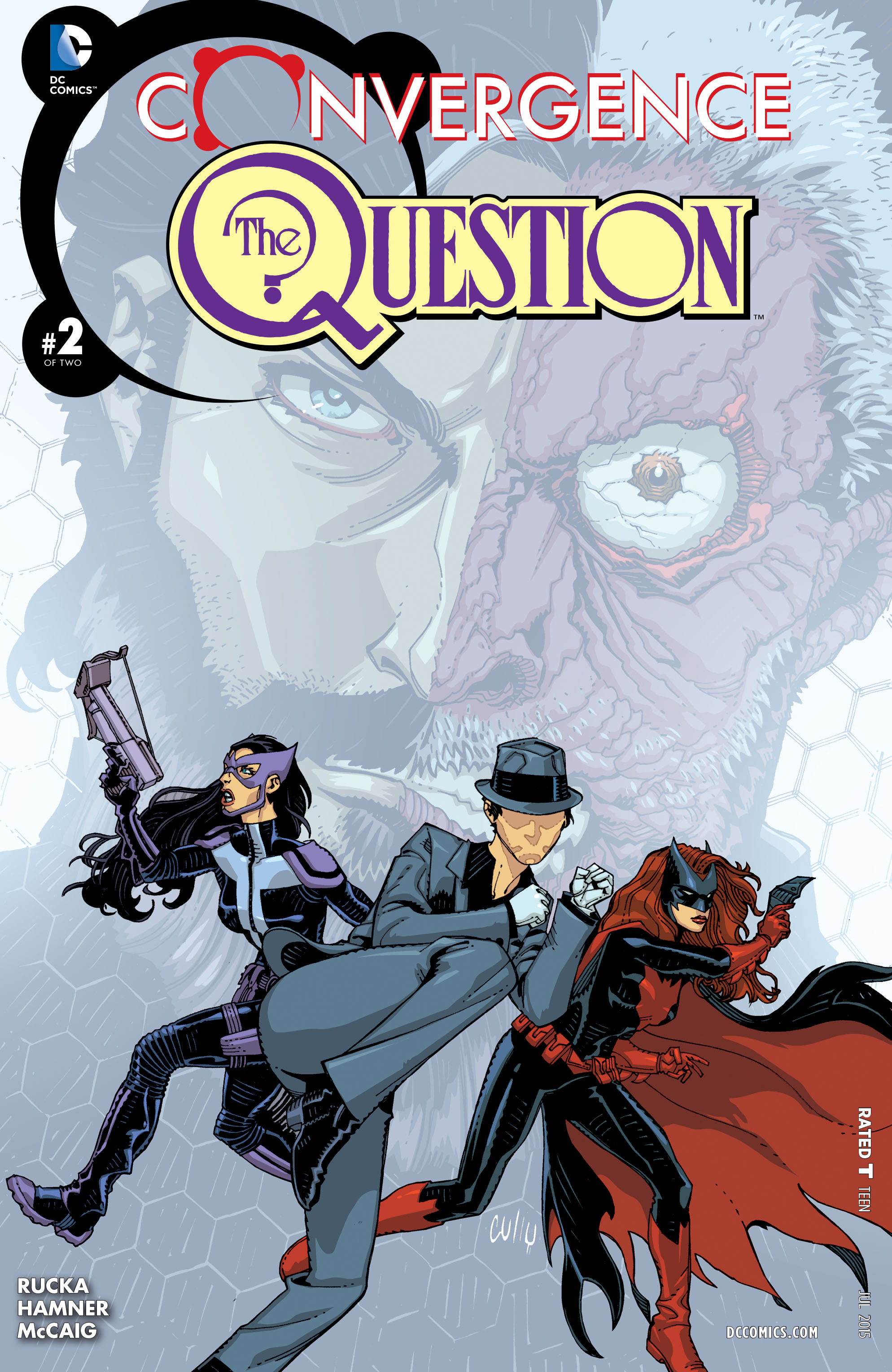 Convergence: The Question Vol 1 2