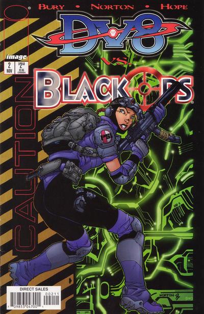 Dv8 vs. Black Ops Vol 1 2