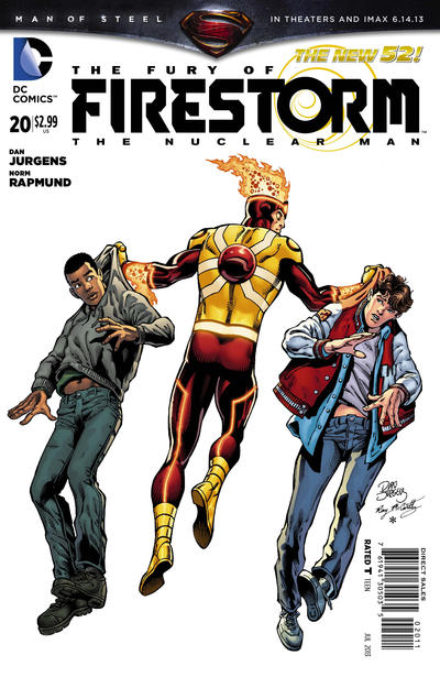 Fury of Firestorm Vol 1 20