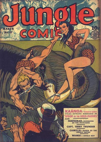 Jungle Comics Vol 1 27